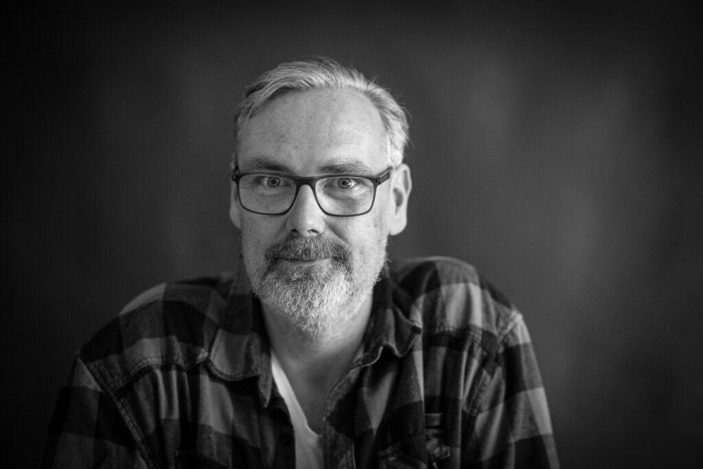 Thomas Naedler - Porträt: Jörn Lehmann
